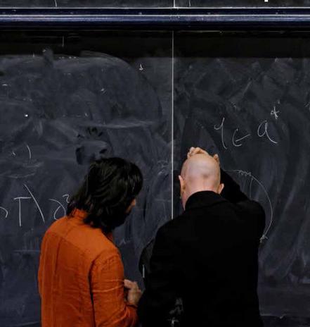 IHP 2012 : La Maison des Maths